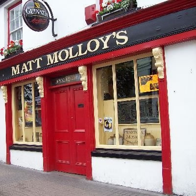Matt Molloy's Bar