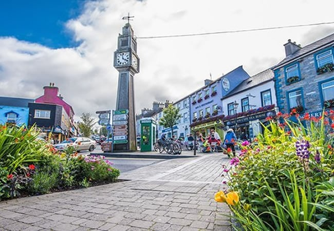 Beautiful Westport Mayo Ireland