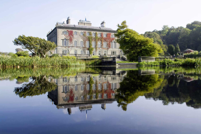 Westport House along the Wild Atlantic Way, Co Mayo