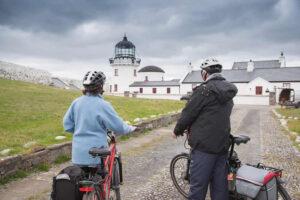 Bay Coast Clare Island Lighthouse