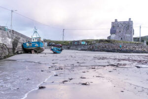 Clare Island Harbour, Co. Mayo