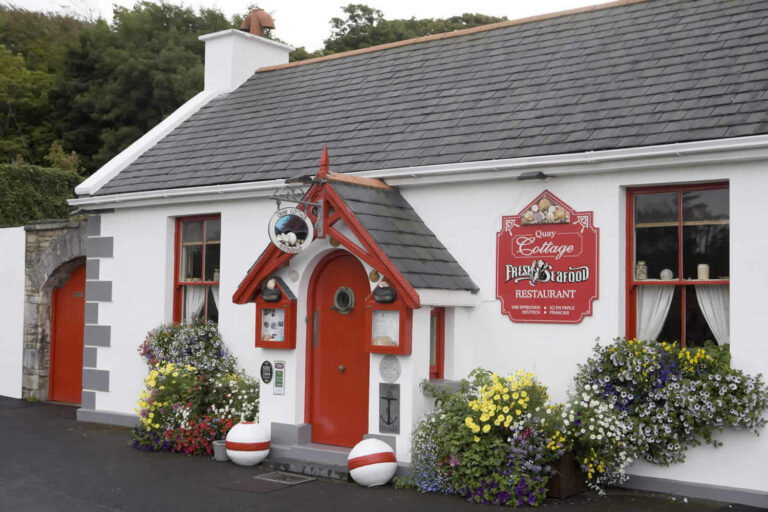 Quay Cottage Seafood Restaurant Westport