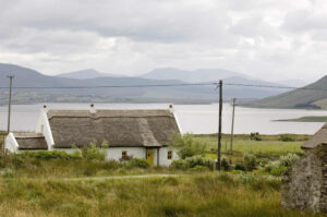 Thatched Cottage, Co. Mayo